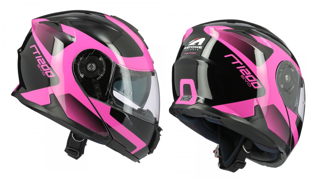 Casco modular RT 1200 EVO de Astone Helmets