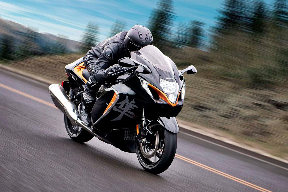 La electrónica ayudará a controlar toda la potencia que desarrolla uno de los mejores motores de Suzuki