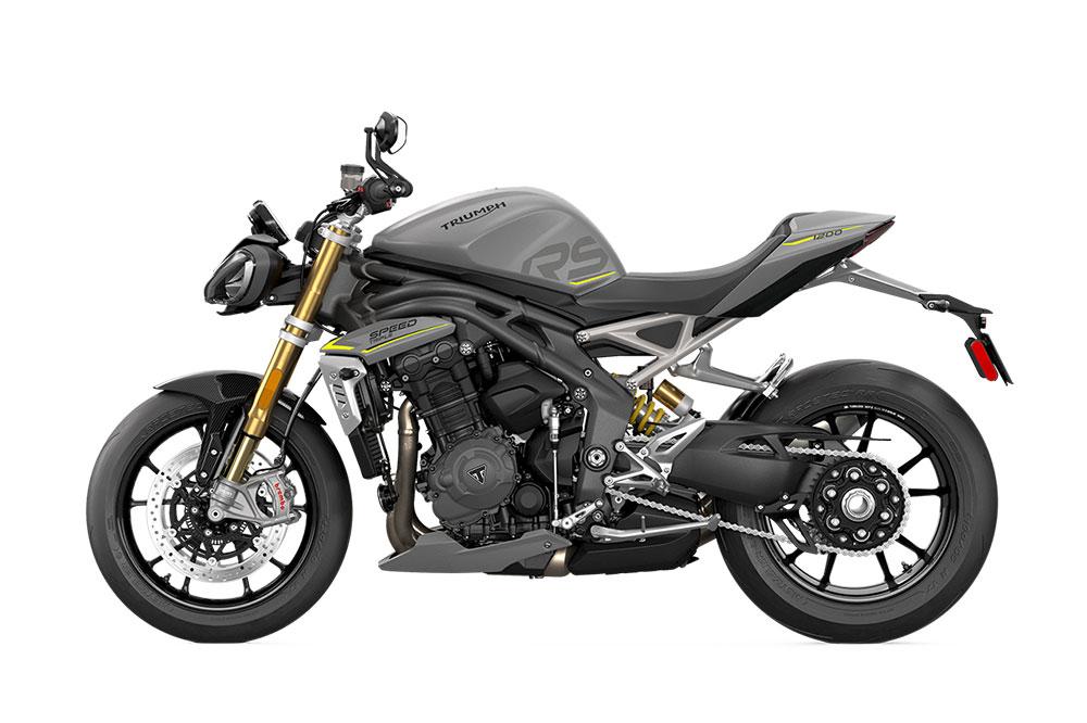 La Triumph Street Triple es una moto, pequeña, recortada y precisa para la conducción en carreteras reviradas