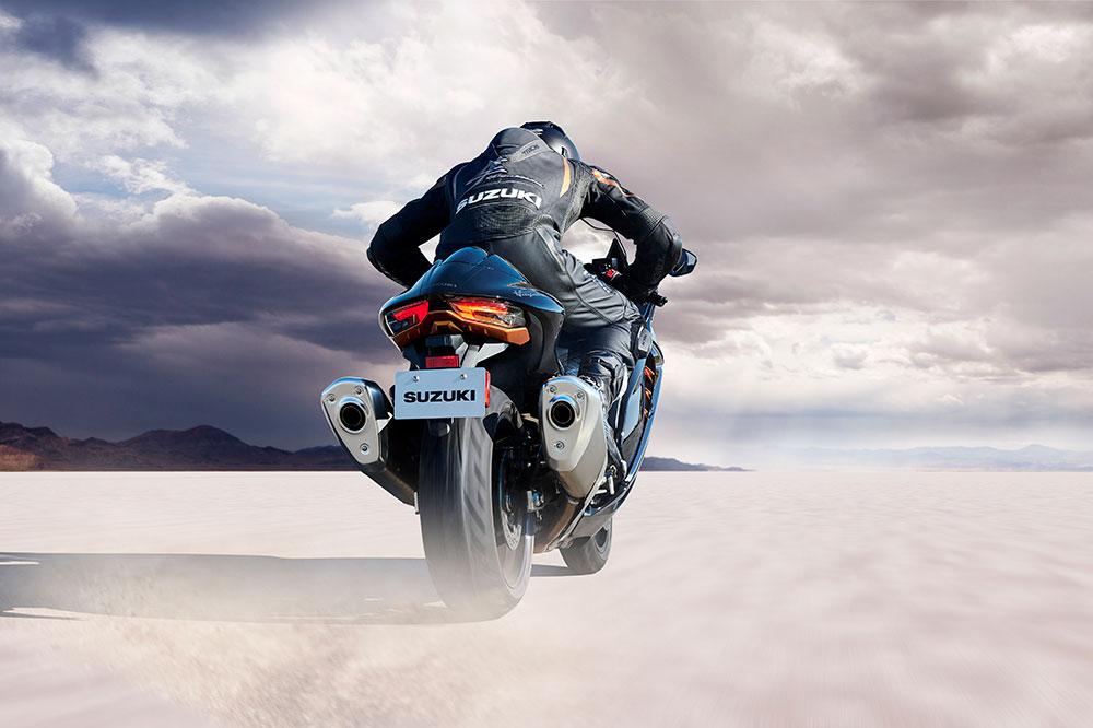 Los fabricantes de motos tuvieron que pactar que ningún modelo se comercializaría con una velocidad superior a los 300 km/h