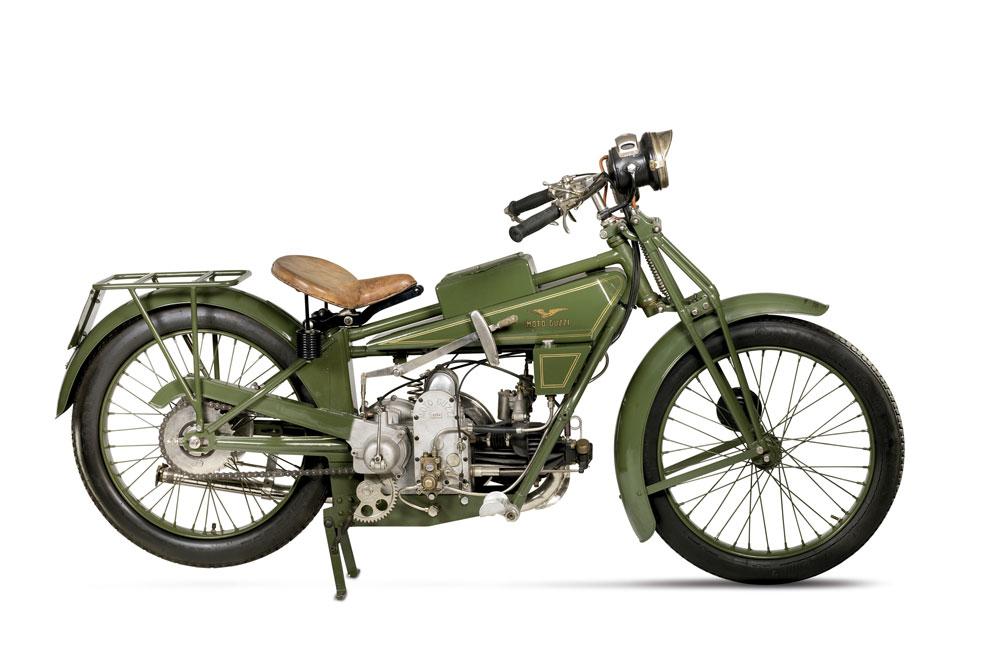 Moto Guzzi Normade 500 1921