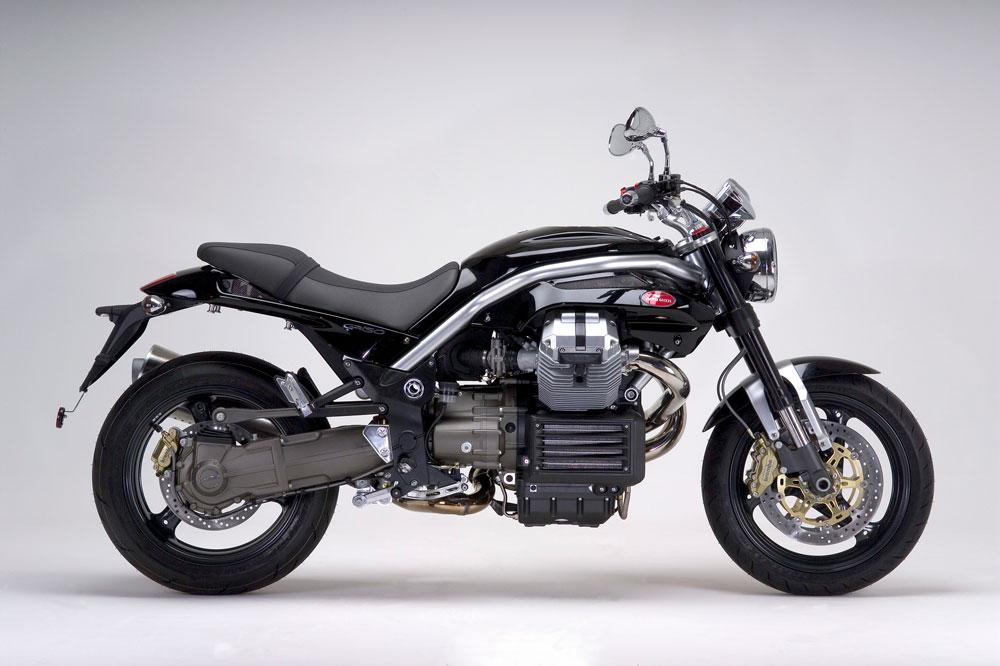 Moto Guzzi Grisso 1100 de 2004
