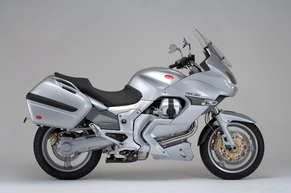 Moto Guzzi Norge 1200 de 2006