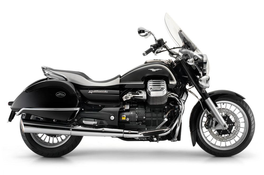 Moto Guzzi California Touring de 2013