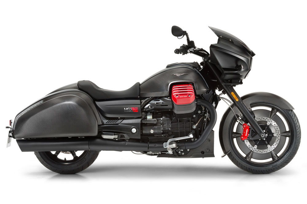 Moto Guzzi MGX 21 de 2016