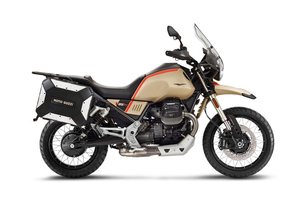 Moto Guzzi V85 TT Travel, de 2021