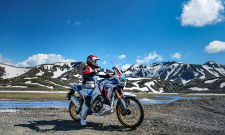 Se aplaza el Honda Adventure Roads 2021