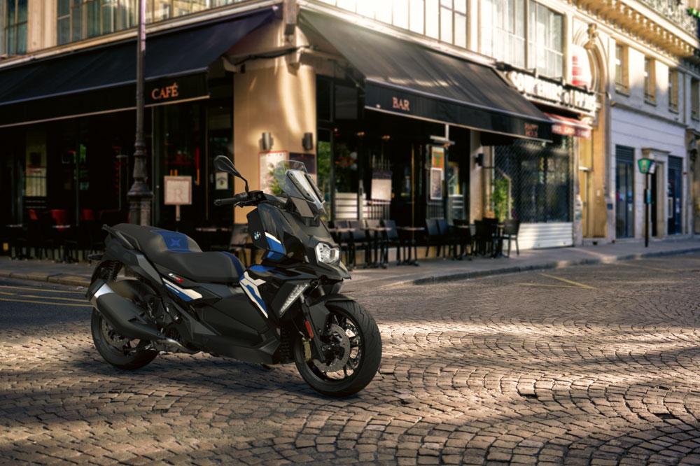 BMW C 400 X, la versión más urbana y práctica de los scooter medios de BMW