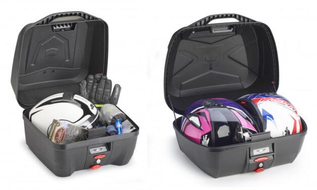 Nuevos baúles K320Nmal Cube y K43Nmal Cube de Kappa