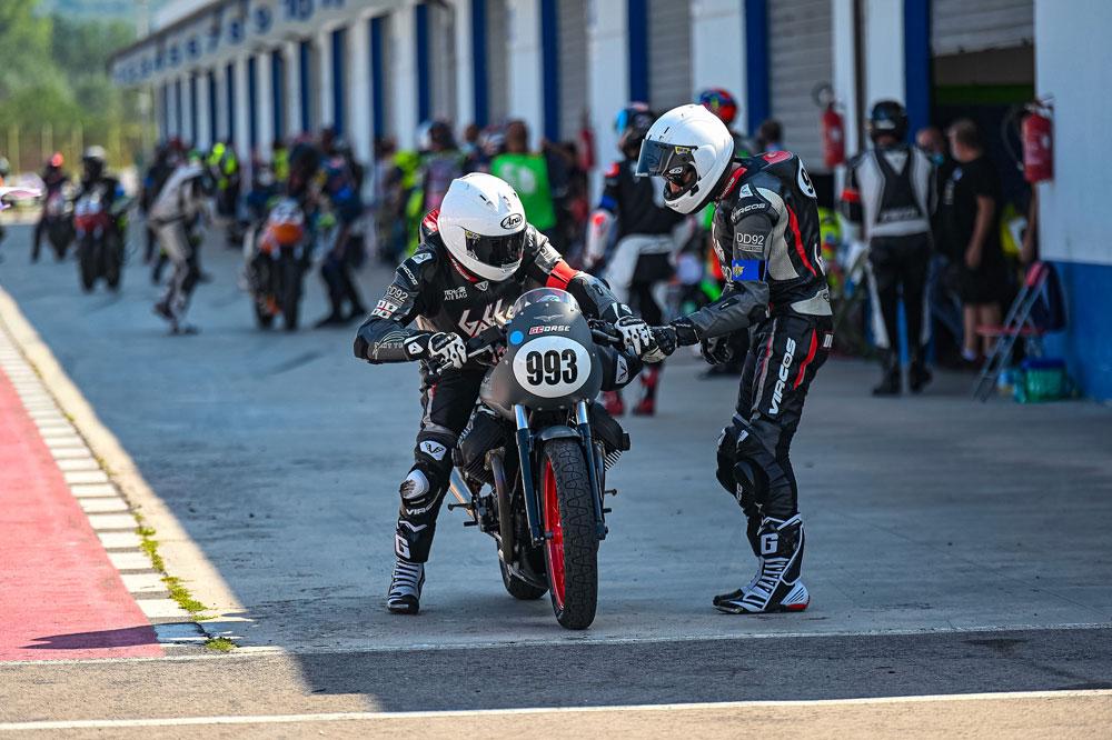 Desde 2019 se celebra el Moto Guzzi Fast Endurance
