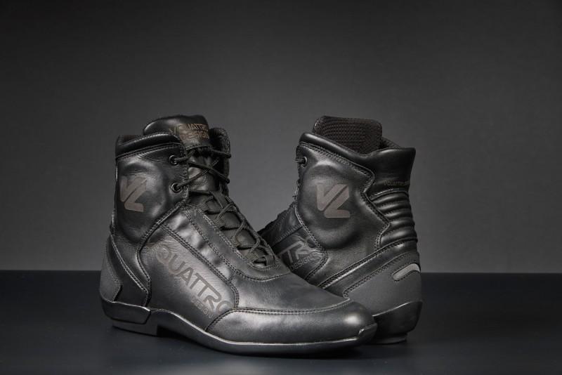 Daryl, las nuevas botas para moto de Vquattro