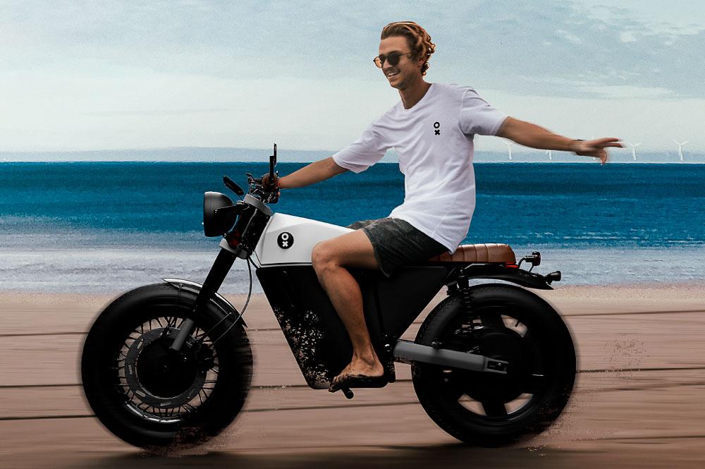 OX Motorcycles es una Start Up que propone motos peculiares