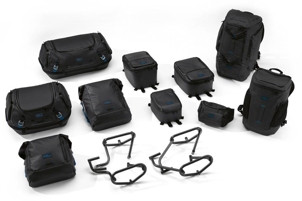 Bolsas blandas Black Collection de BMW