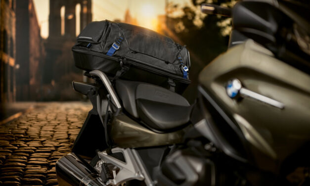 Bolsas blandas Black Collection de BMW Motorrad