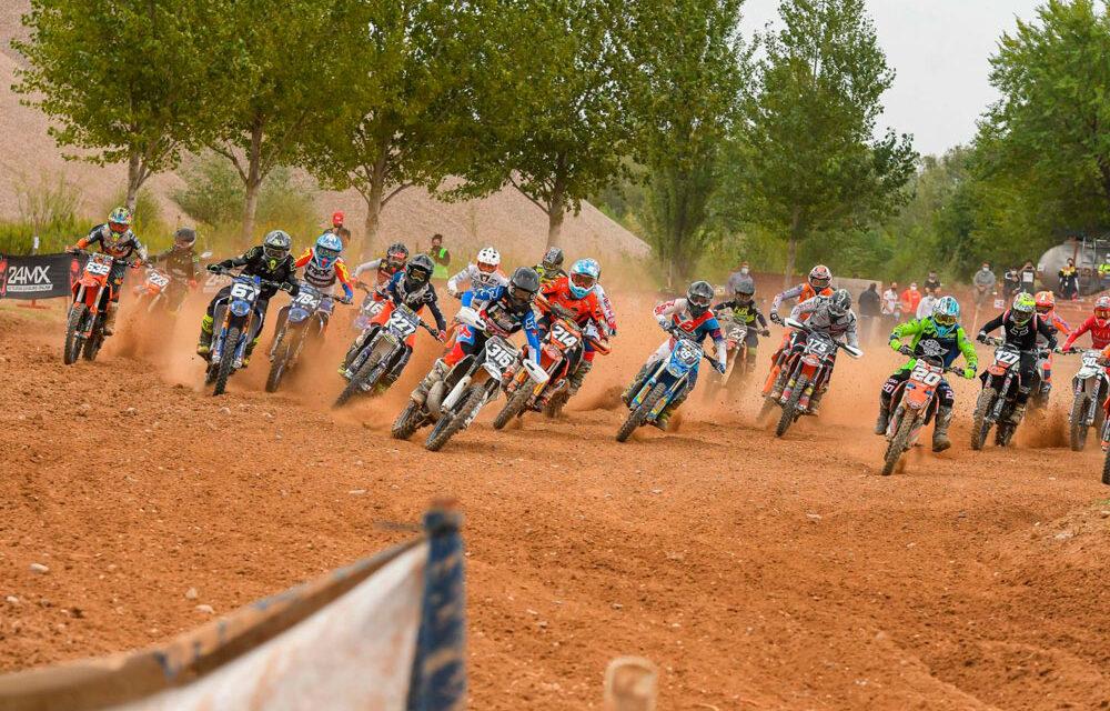 Sigue el Campeonato de España de Motocross en directo y gratis por Youtube