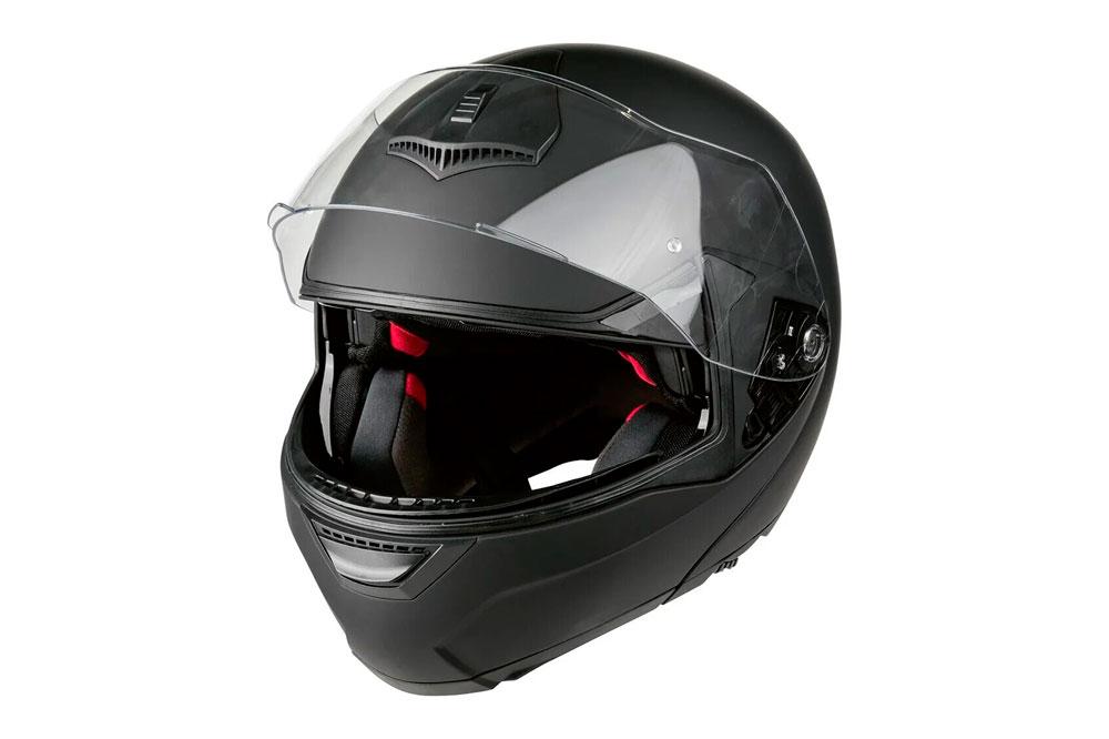 El casco Lidl para moto antes estaba fabricado por Vemar