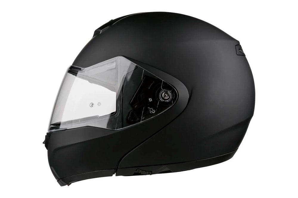 El casco del Lidl está fabricado en una única calota y tiene sólo tres tallas