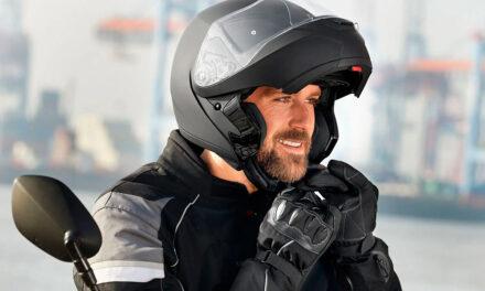 Casco Lidl para moto. ¿Por qué es tan barato?