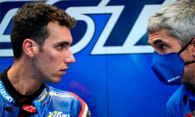 Entrevista a Alex Rins, antes de que comience el Mundial de MotoGP