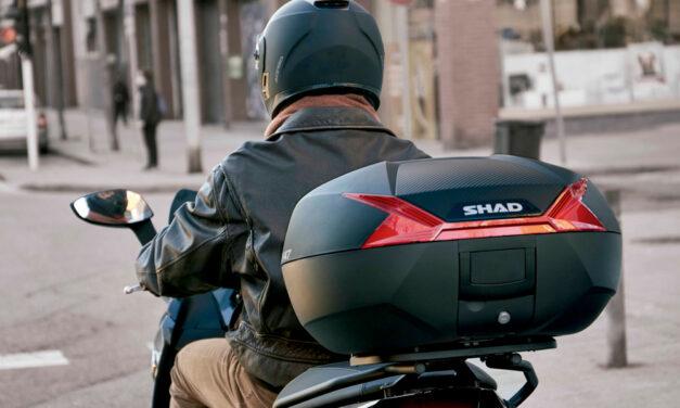 Nuevo top case SH47 de SHAD
