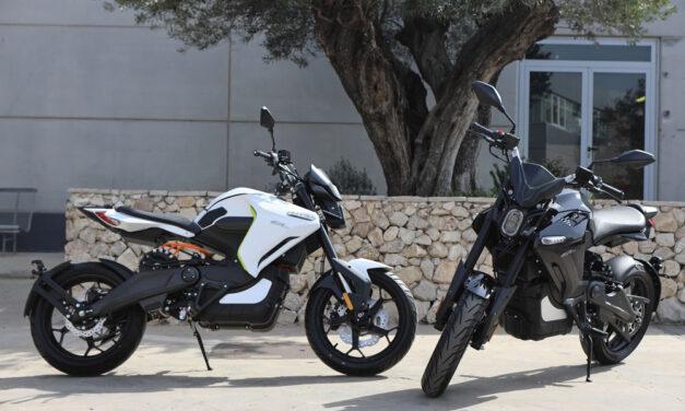 Voge ER-10: Moto eléctrica para el carnet B o A1