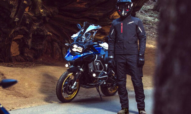 Chaqueta de moto tricapa Mission-T de Spidi