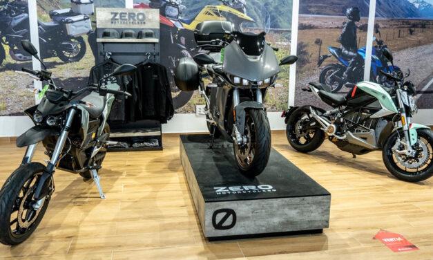 Zero Motorcycles consolida su expansión en España