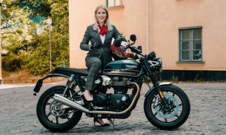 Triumph celegra el octavo Distinguished Gentleman's Ride el próximo 23 de mayo