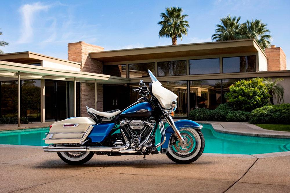 La Harley Davidson Electra Glide Revival será la primera Icons Collection y estará limitada a sólo 1.500 unidades