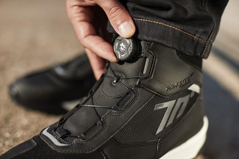 Zapatillas para moto SD-BC10 de Seventy Degrees