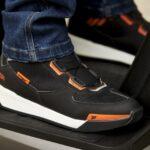 SD-BC10, las zapatillas para moto con cierre automático de Seventy Degrees
