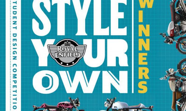 Concurso de diseño de Royal Enfield 'Style Your Own'