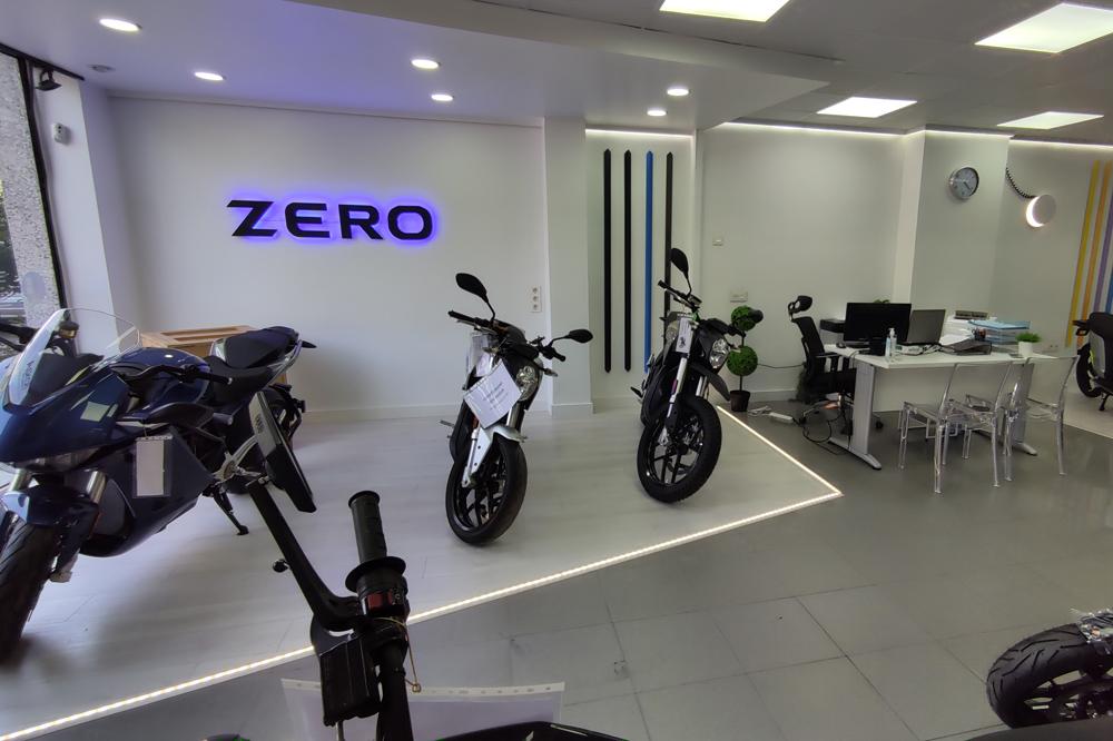 Concesionario Zero XR-Motos