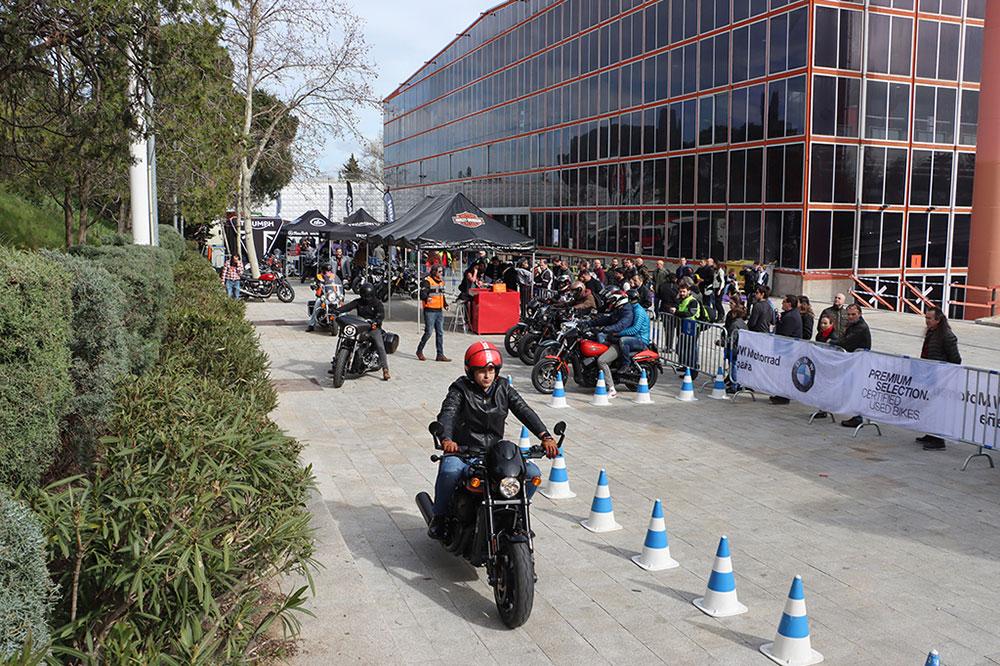 Las actividades exteriores serán otra de las claves de Motorama Madrid 2021
