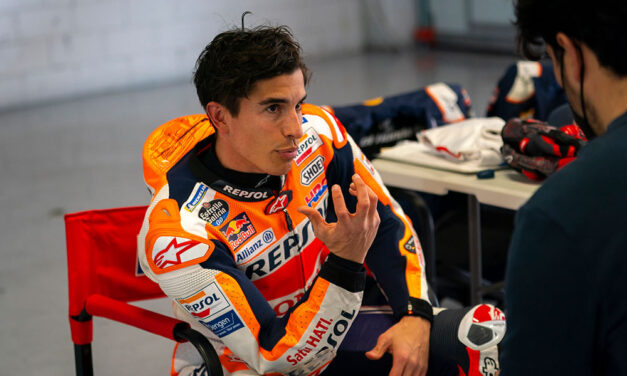 Marc Márquez recibe el alta médica y estará en el GP de