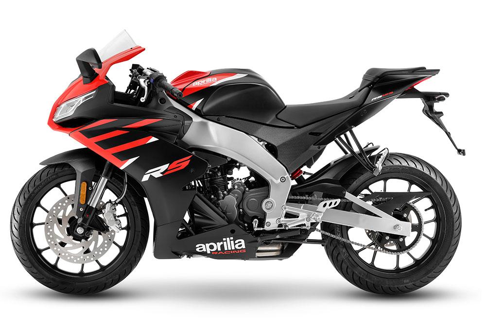 El precio de la Aprilia RS 125 es de 5.245 euros