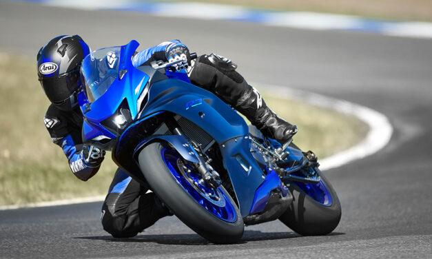 Yamaha R7 2022: Una supersport para todos