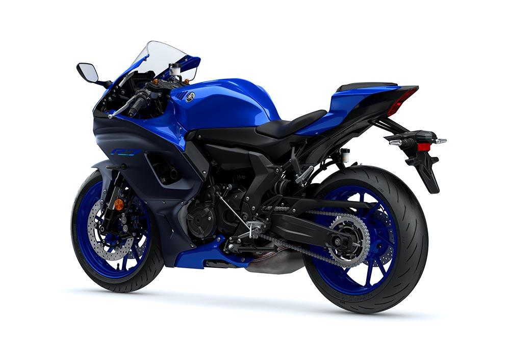 Un chasis ligero es el aliado perfecto para tu primera moto deportiva