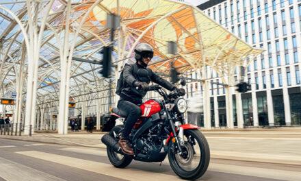Yamaha XSR 125: Una moto para el A1 con mucho estilo