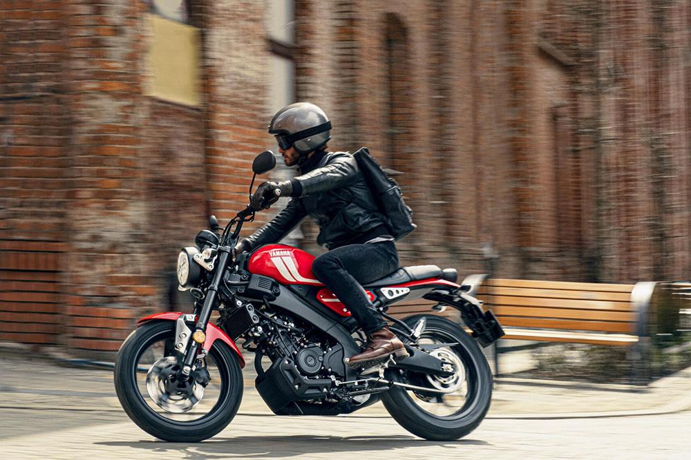 Yamaha tiene una nueva moto con mucho estilo y fácil de conducir para los usuarios del A1 o del carnet de coche