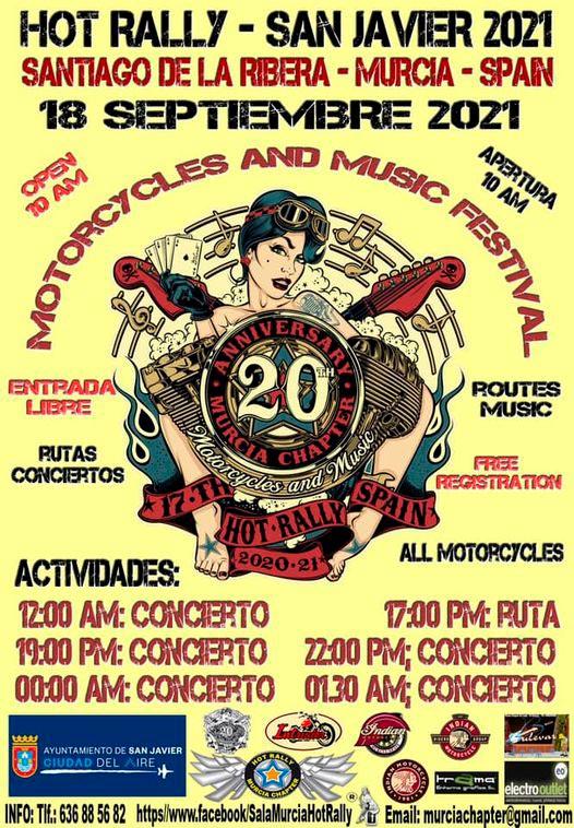 HOG Rally Murcia Chapter