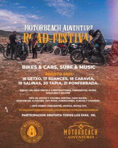 Motor Beach Road Festival 2021