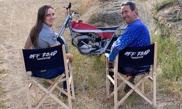 Off Road Magazine, la moto de campo ahora en la tele