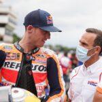Honda tiene problemas en MotoGP