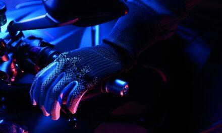 Guantes X-Knit de Spidi, cómodos y ligeros