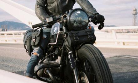 Nueva gama de accesorios Kappa Moto Leather Works
