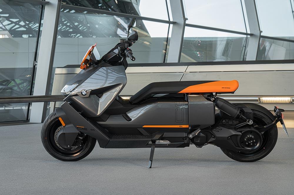 El BMW CE 04 marcará el desarrollo de futuras motos eléctricas