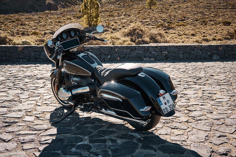 BMW busca sensaciones muy puras en sus motos custom