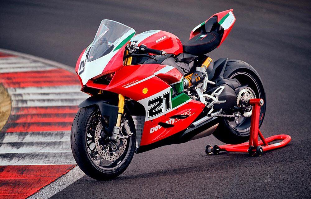 Ducati Panigale V2 Troy Bayliss Edición Limitada