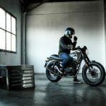 Gama de motos 125 Brixton